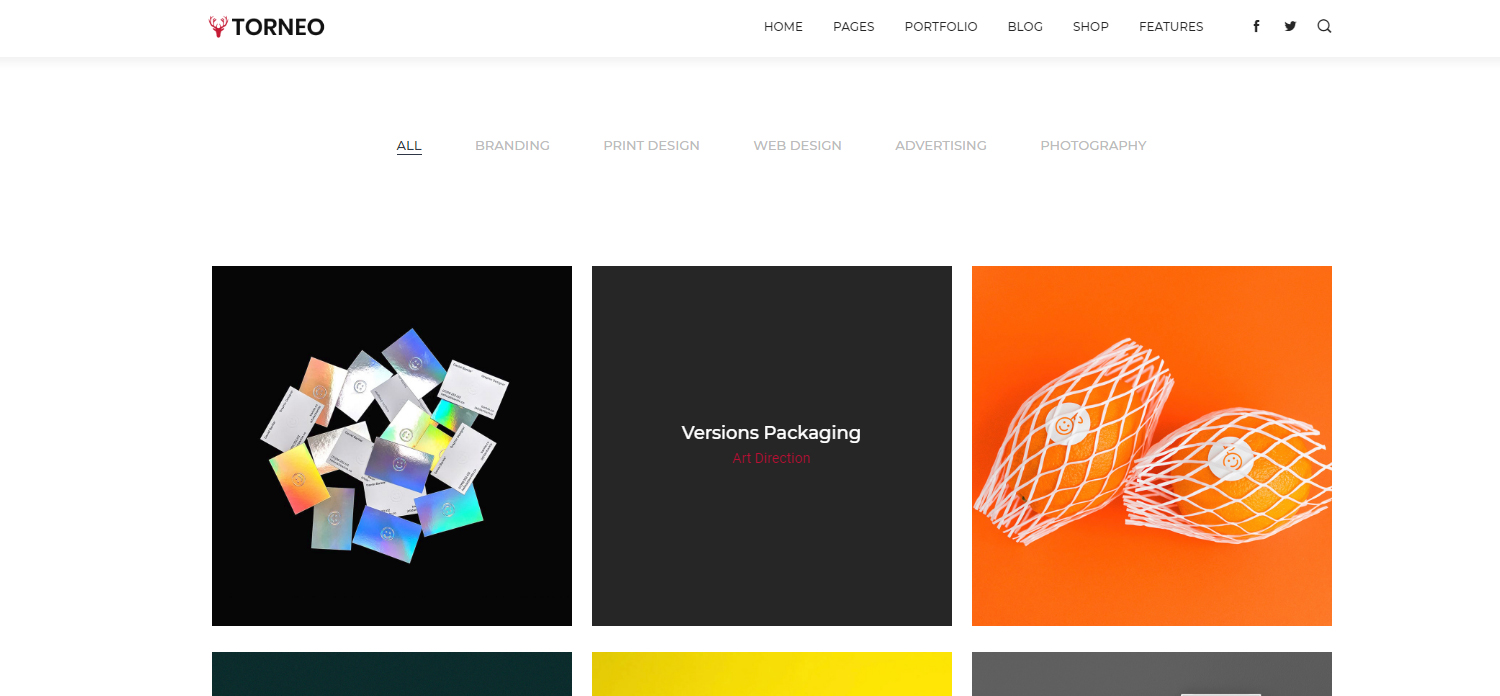 Torneo - Creative Agency, Business Multi-purpose Site